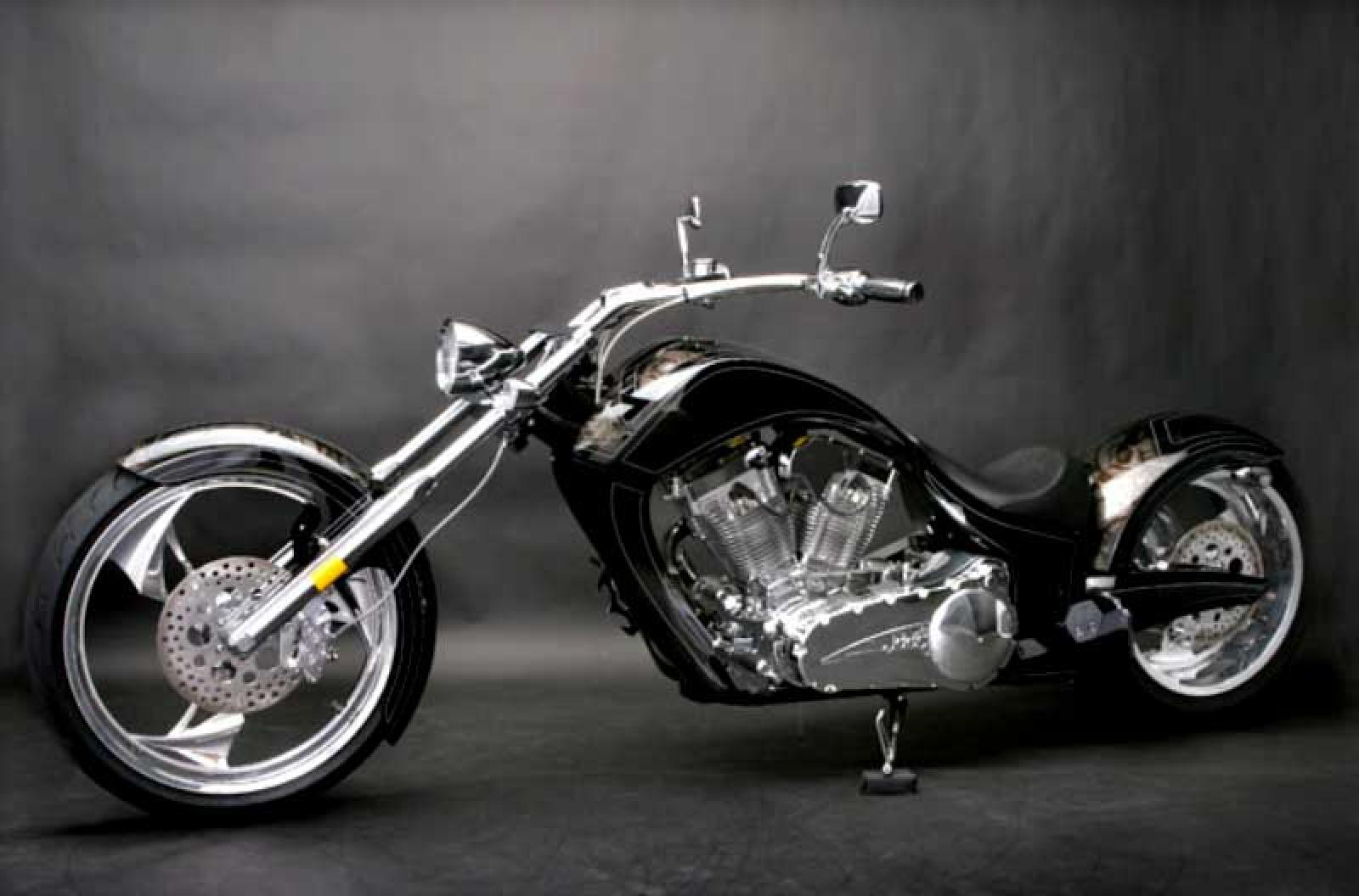 Big Bear Choppers Paradox 100 Smooth Carb images #63695