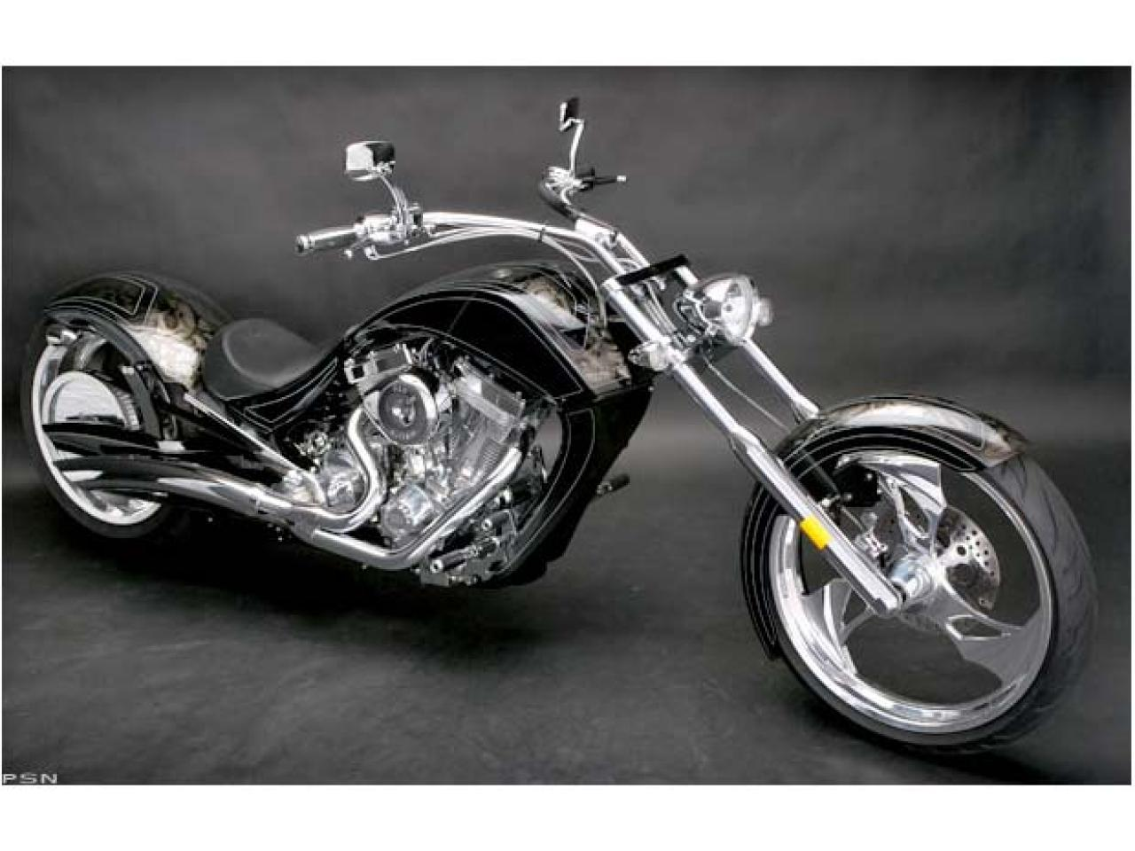 Big Bear Choppers Sled ProStreet 114 X-Wedge 2009 images #63895