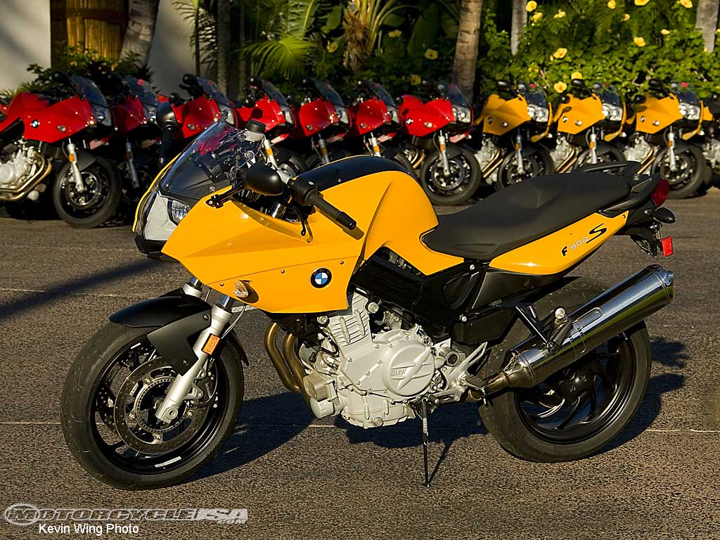 BMW F800S images #8152