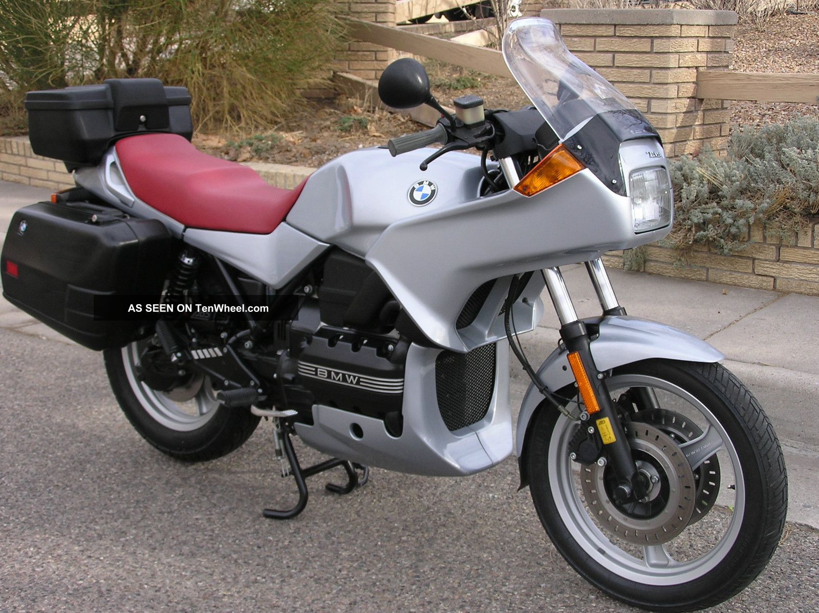 1995 bmw k75 pics specs and information. Black Bedroom Furniture Sets. Home Design Ideas