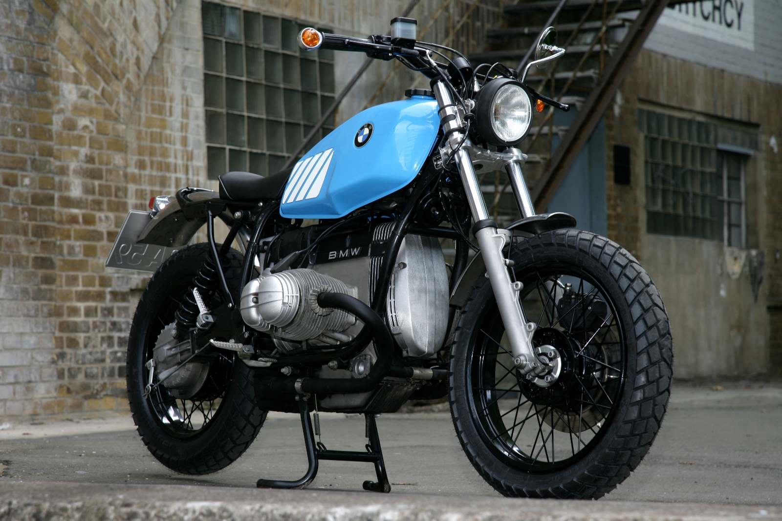 BMW R80RT 1982 images #4189