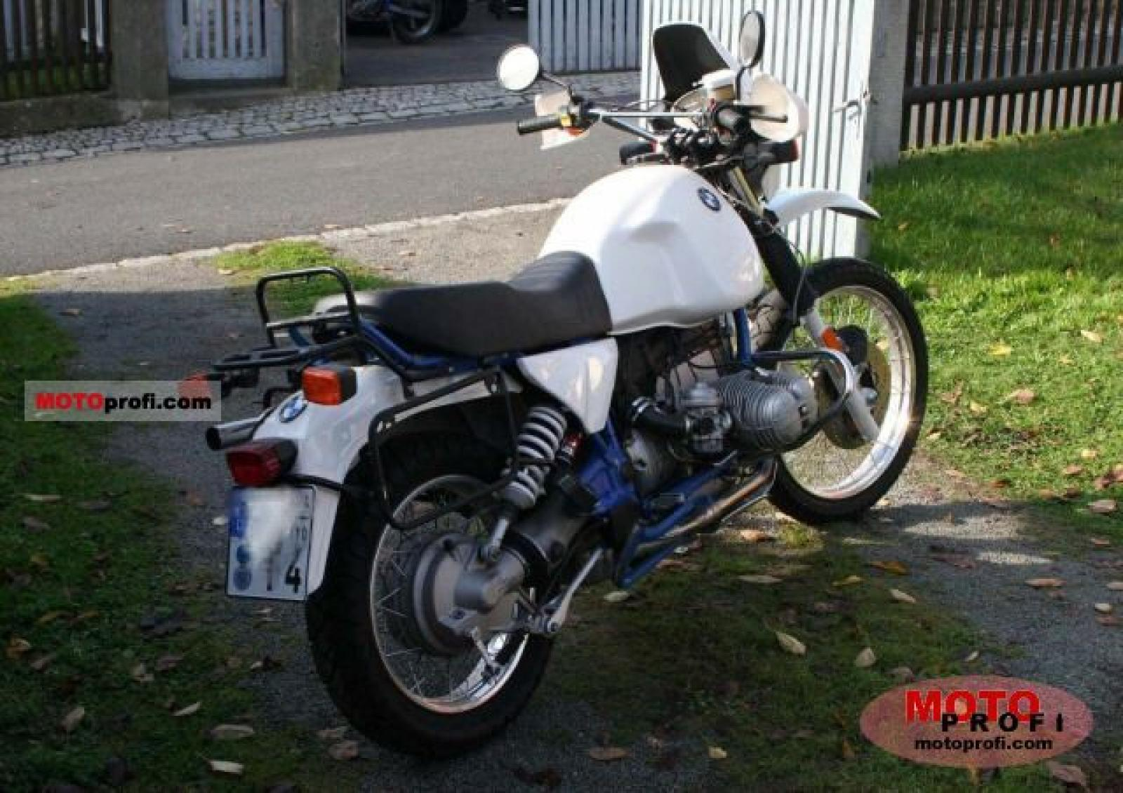 BMW R850RT 1997 images #165367