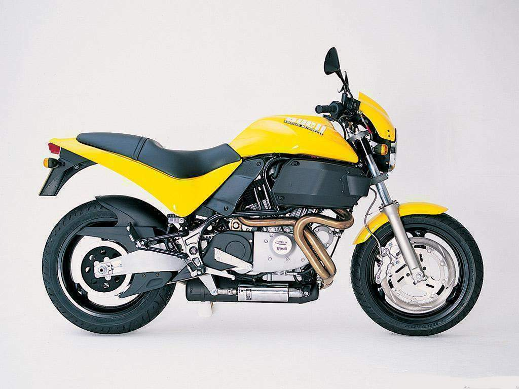 Buell M2 Cyclone 1999 images #153273