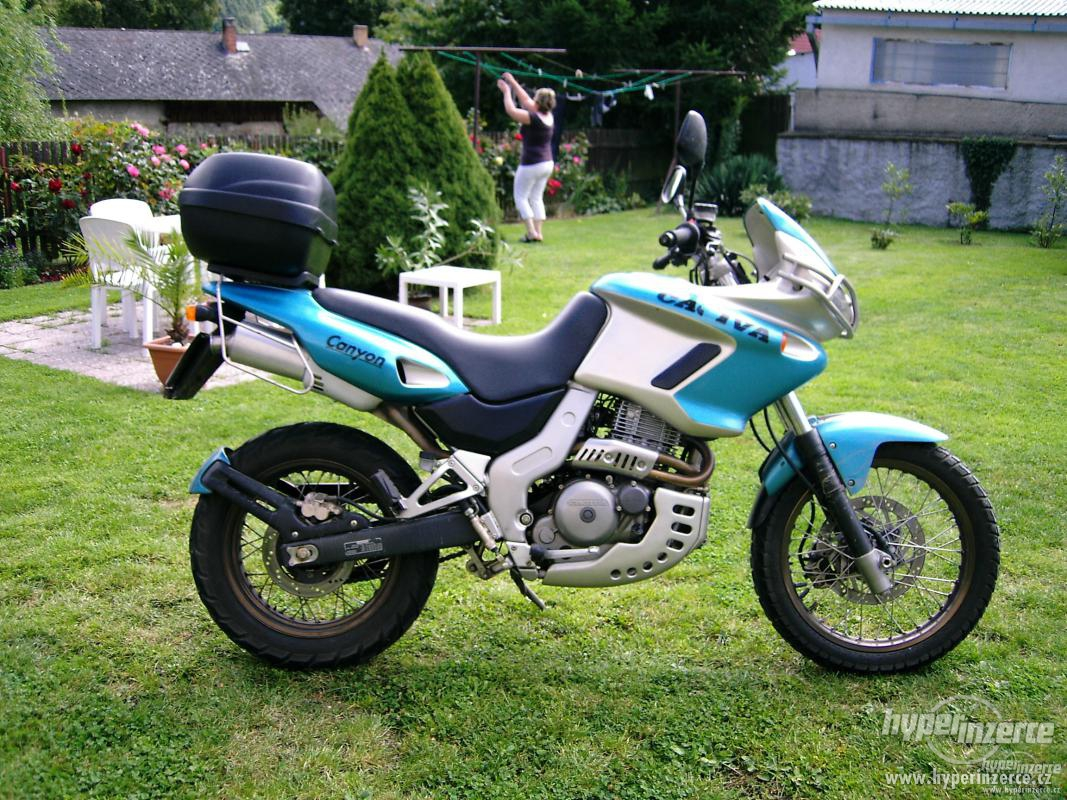Cagiva Canyon 500 images #69349