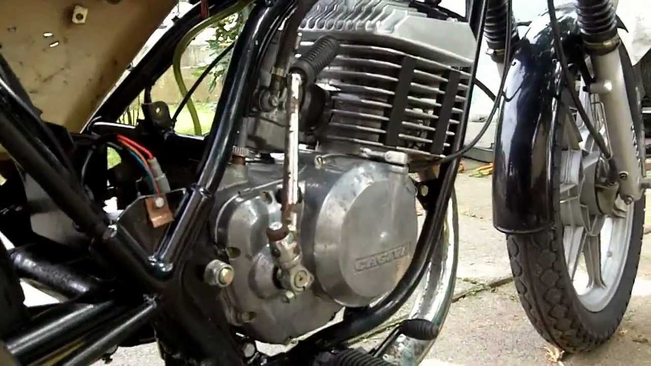 Cagiva SST 350 Chopper 1981 images #68453