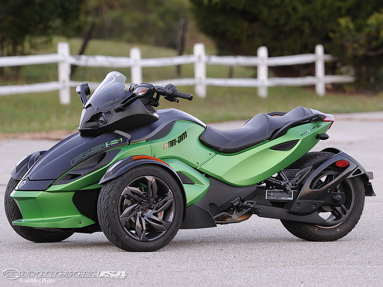 Can-Am Spyder RS-S images #94412