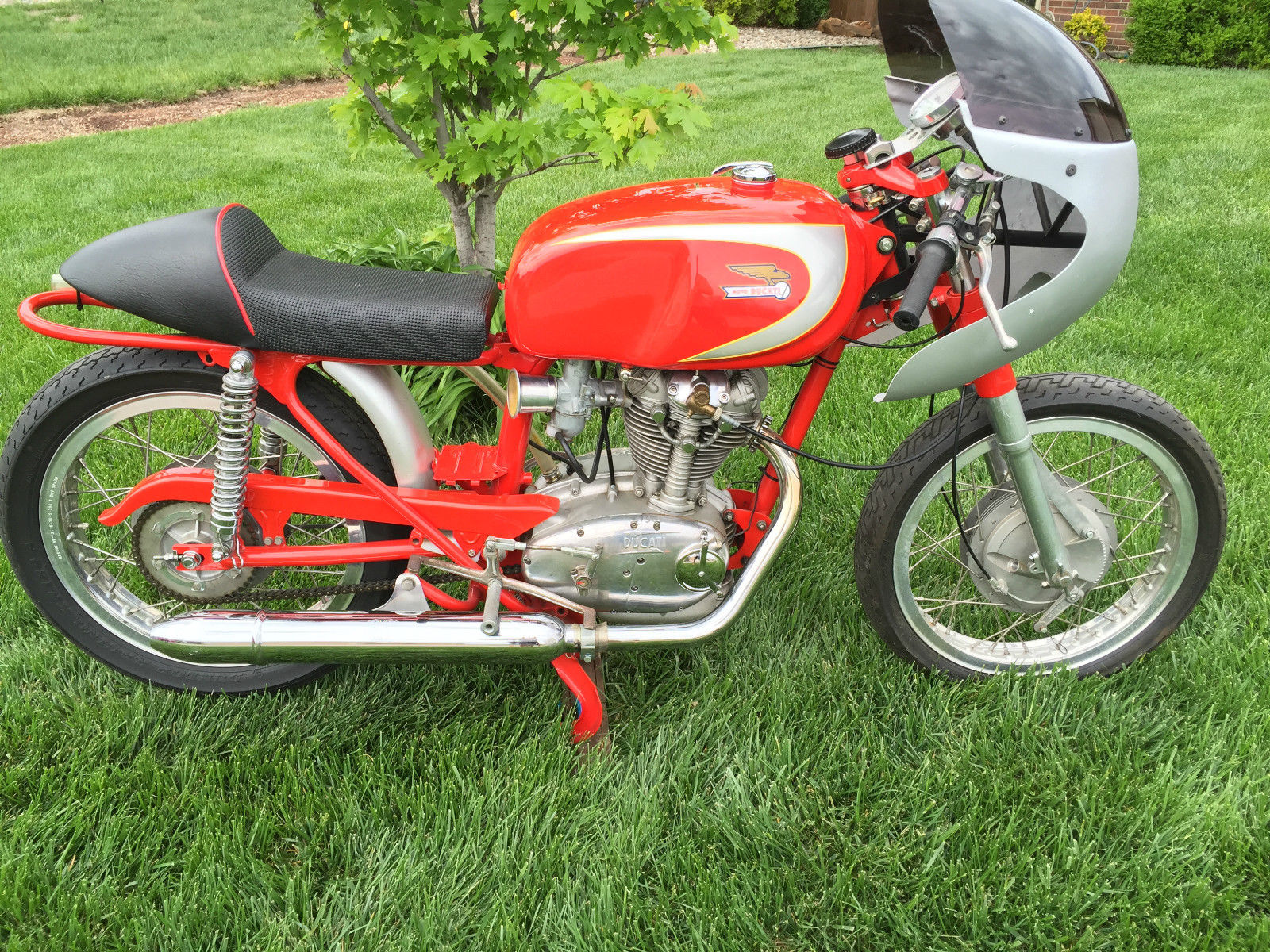 Ducati 250 Mark 3 1972 images #10237