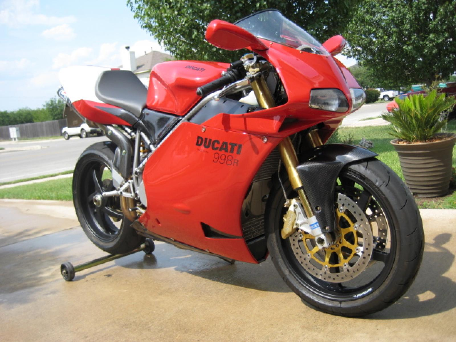 Ducati 998 R 2004 wallpapers #144846