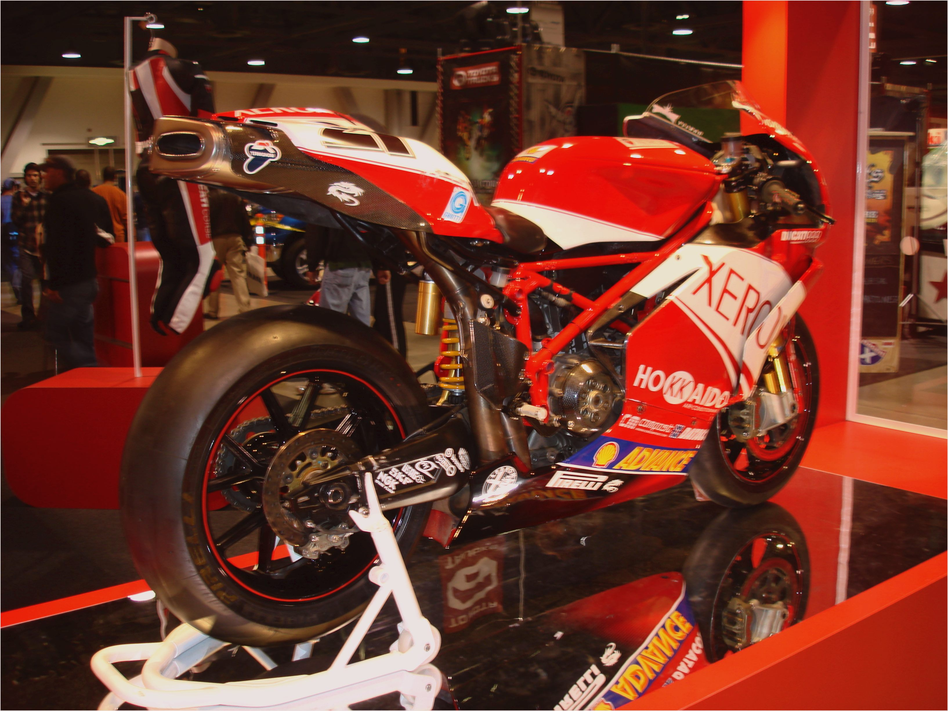 Ducati 999 wallpapers #11727