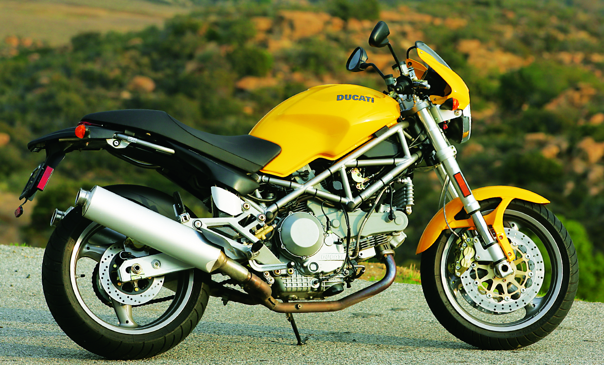 Ducati Monster 1000 S 2003 wallpapers #11329