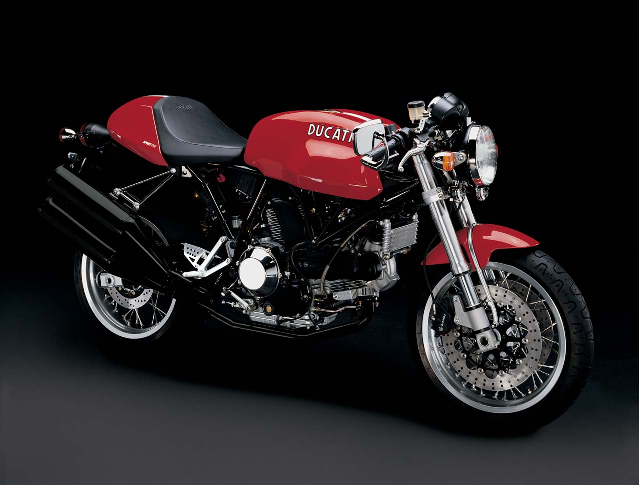 Ducati SportClassic Sport 1000 2006 wallpapers #11927