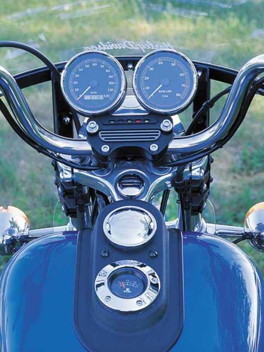 Harley-Davidson FXDS Dyna Glide Convertible 1998 wallpapers #133541