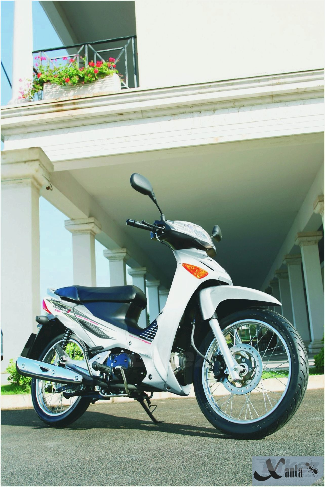 2009 honda anf125i innova pics specs and information. Black Bedroom Furniture Sets. Home Design Ideas
