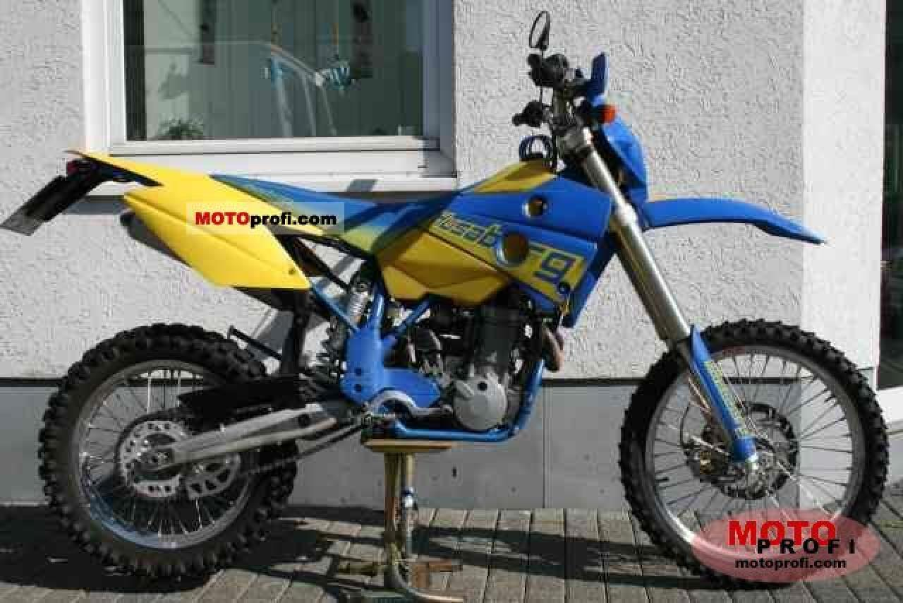 Husaberg FS 400 C 2002 wallpapers #137800