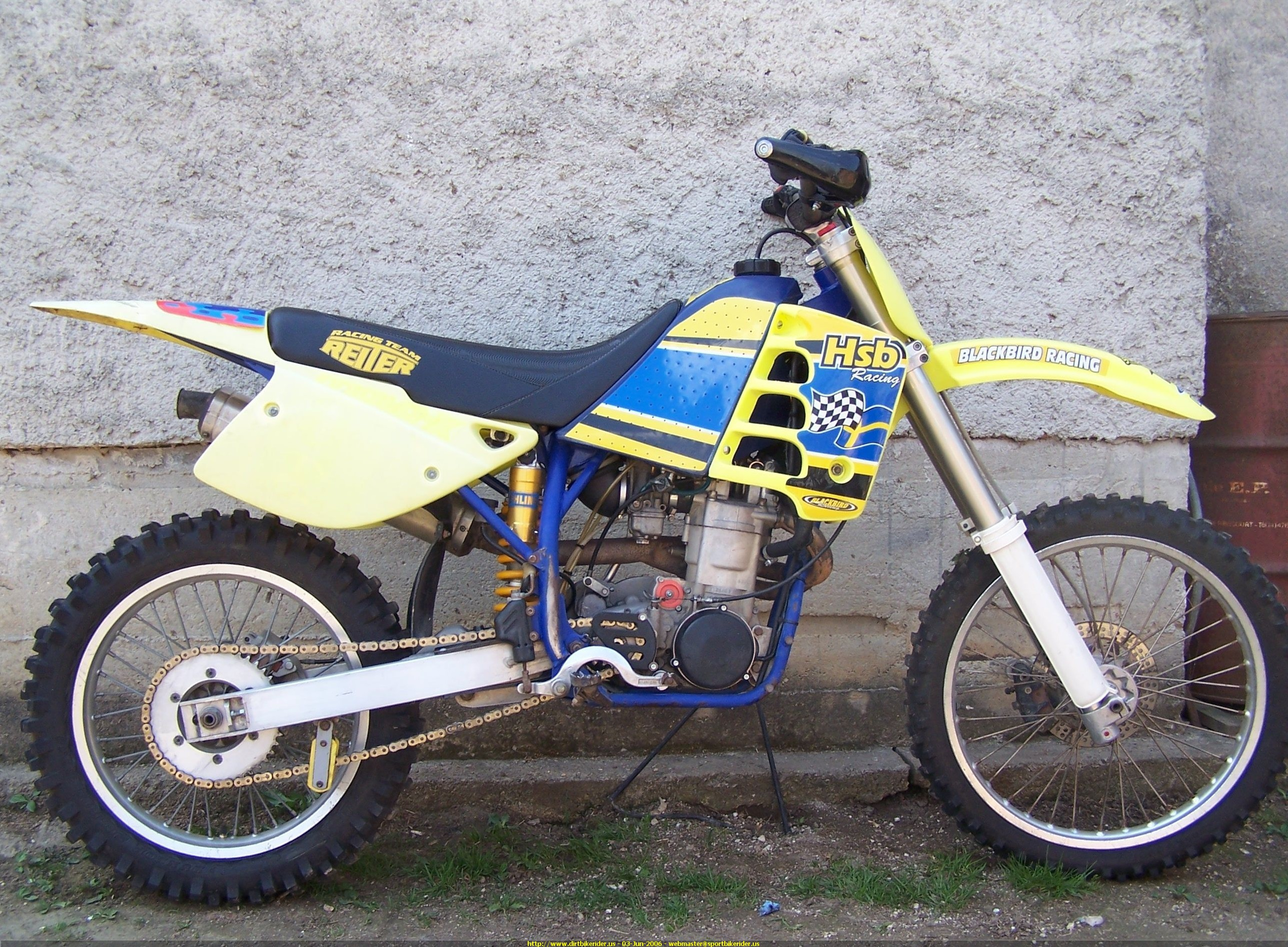 Husaberg FS 450 E 2006 wallpapers #144647
