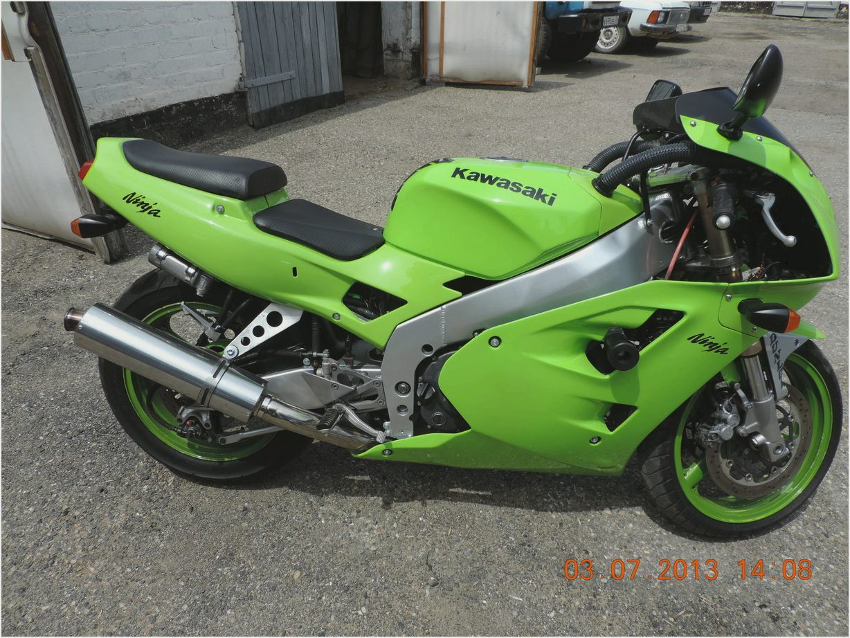 2003 Kawasaki Zxr 400  Pics  Specs And Information