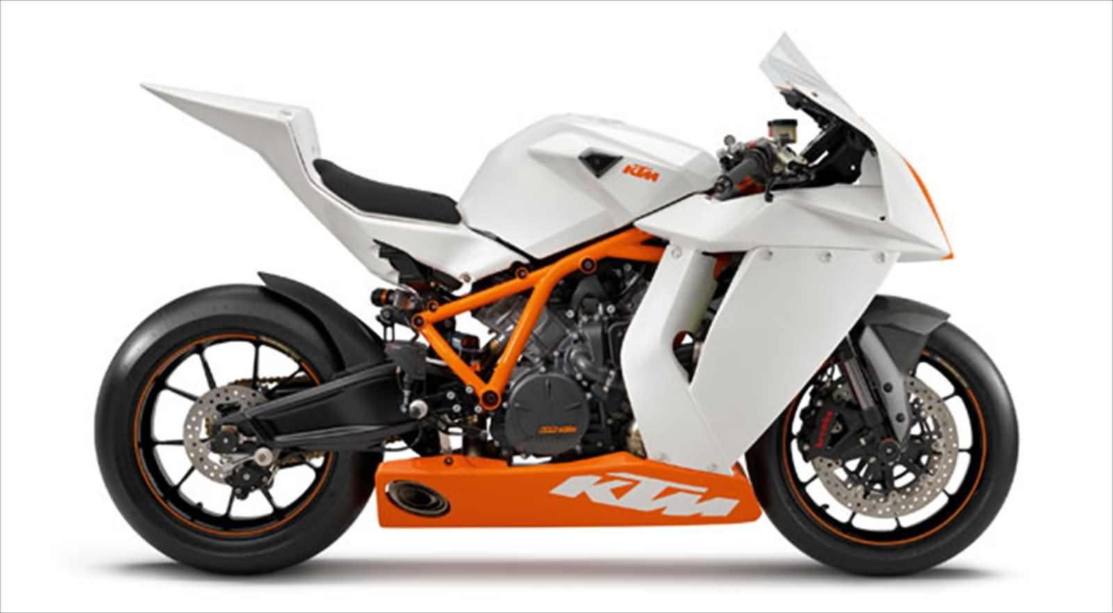 KTM 1190 RC8 R 2009 wallpapers #135423