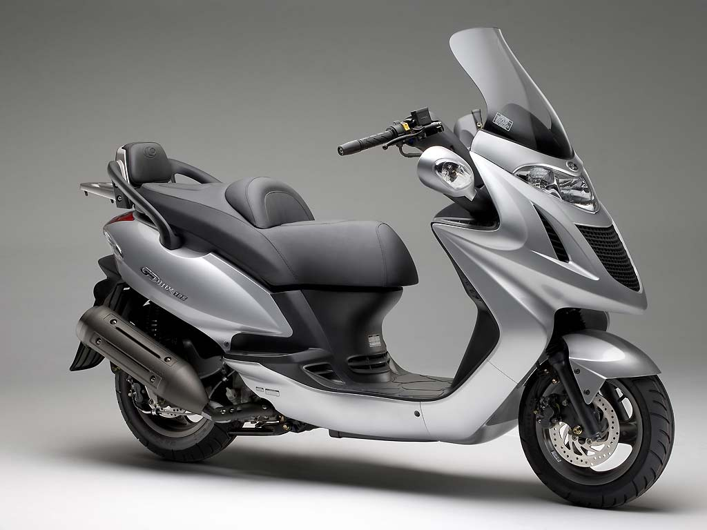 Kymco Hipster 125 images #101555
