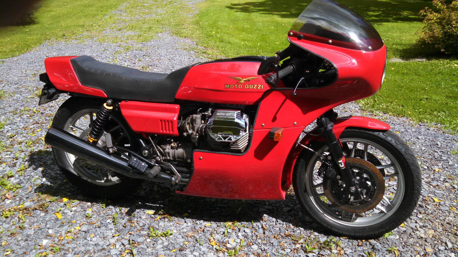 moto guzzi mille gt 1000 pics specs and list of seriess. Black Bedroom Furniture Sets. Home Design Ideas