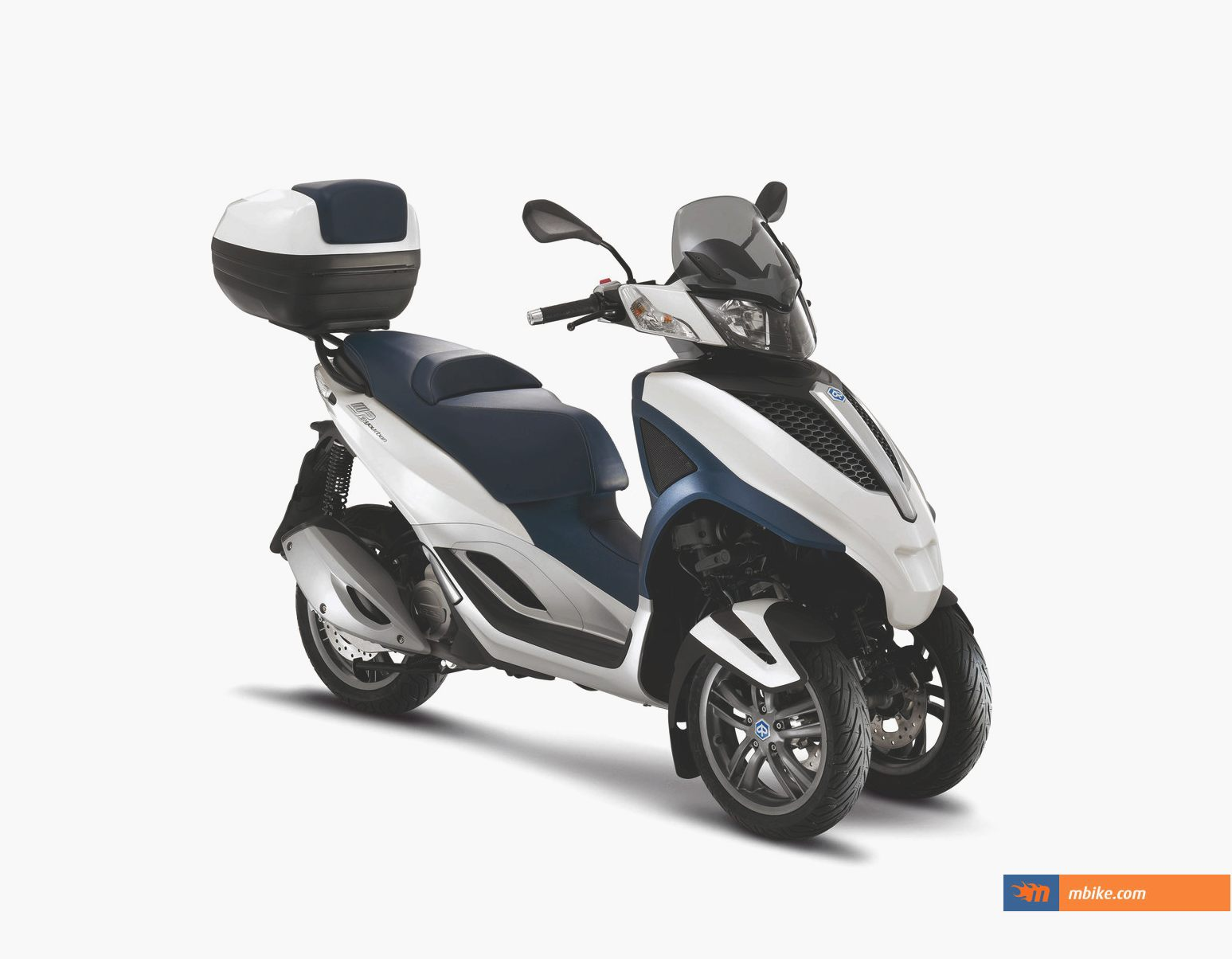 Piaggio MP3 125 Yourban 2011 wallpapers #144548