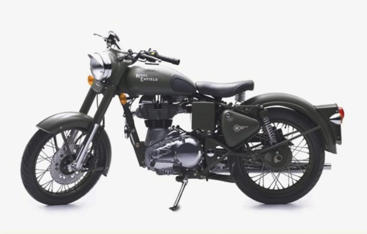 Royal Enfield Bullet 350 Army 2004 images #126533