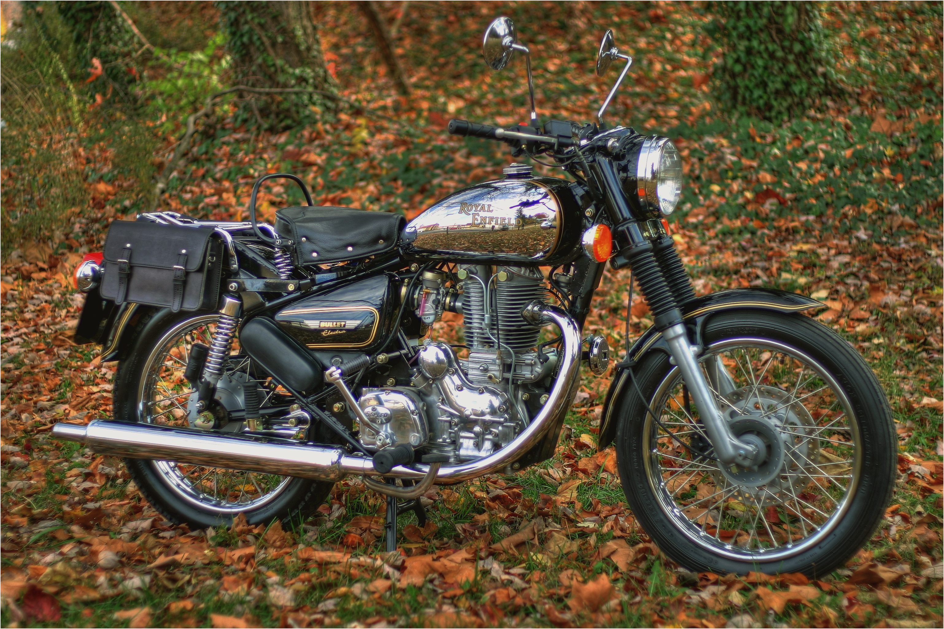 Royal Enfield Bullet 500 Deluxe AVL 2010 images #124046