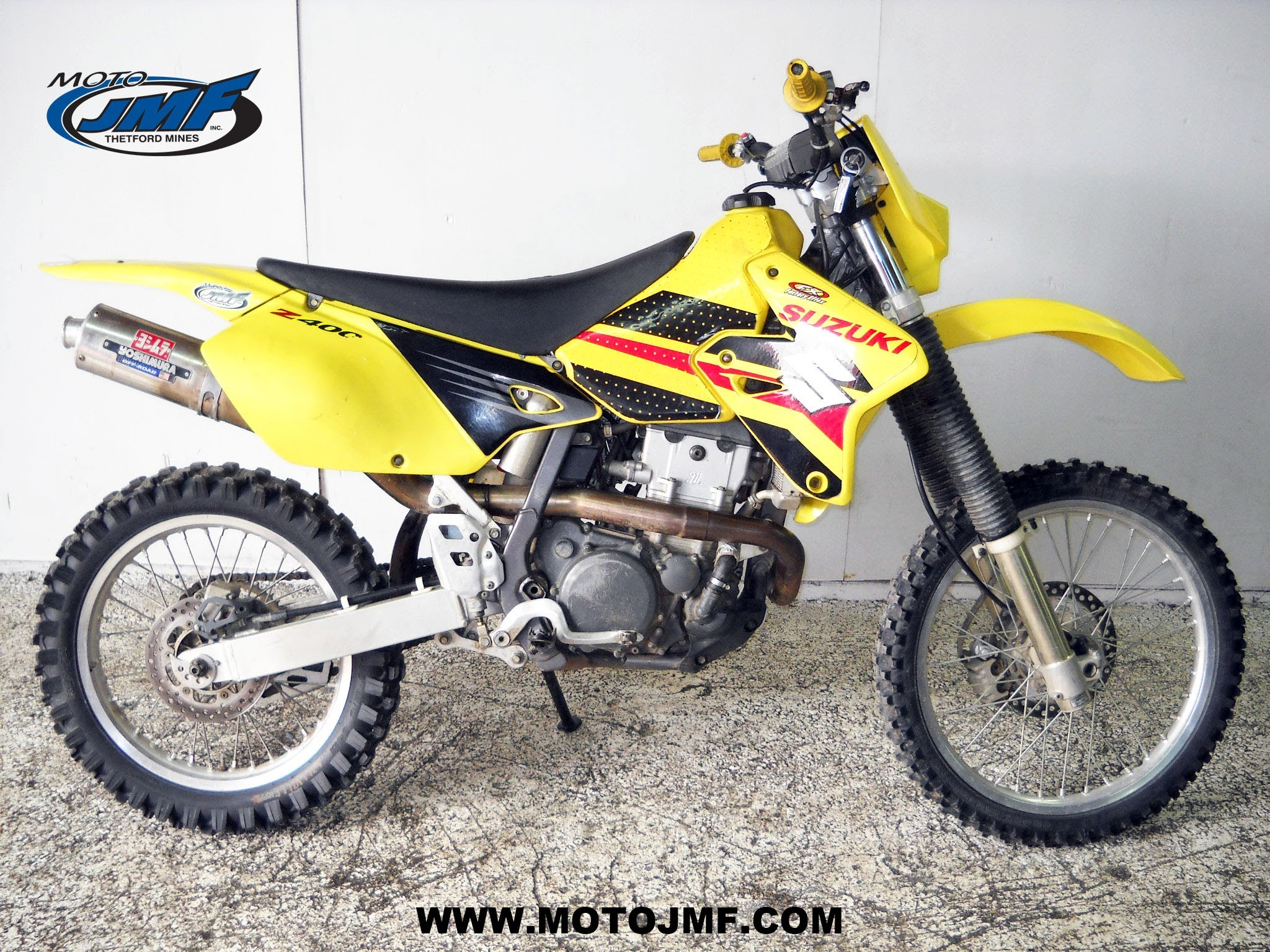 Suzuki DR-Z 400 S: pics, specs and list of seriess by year
