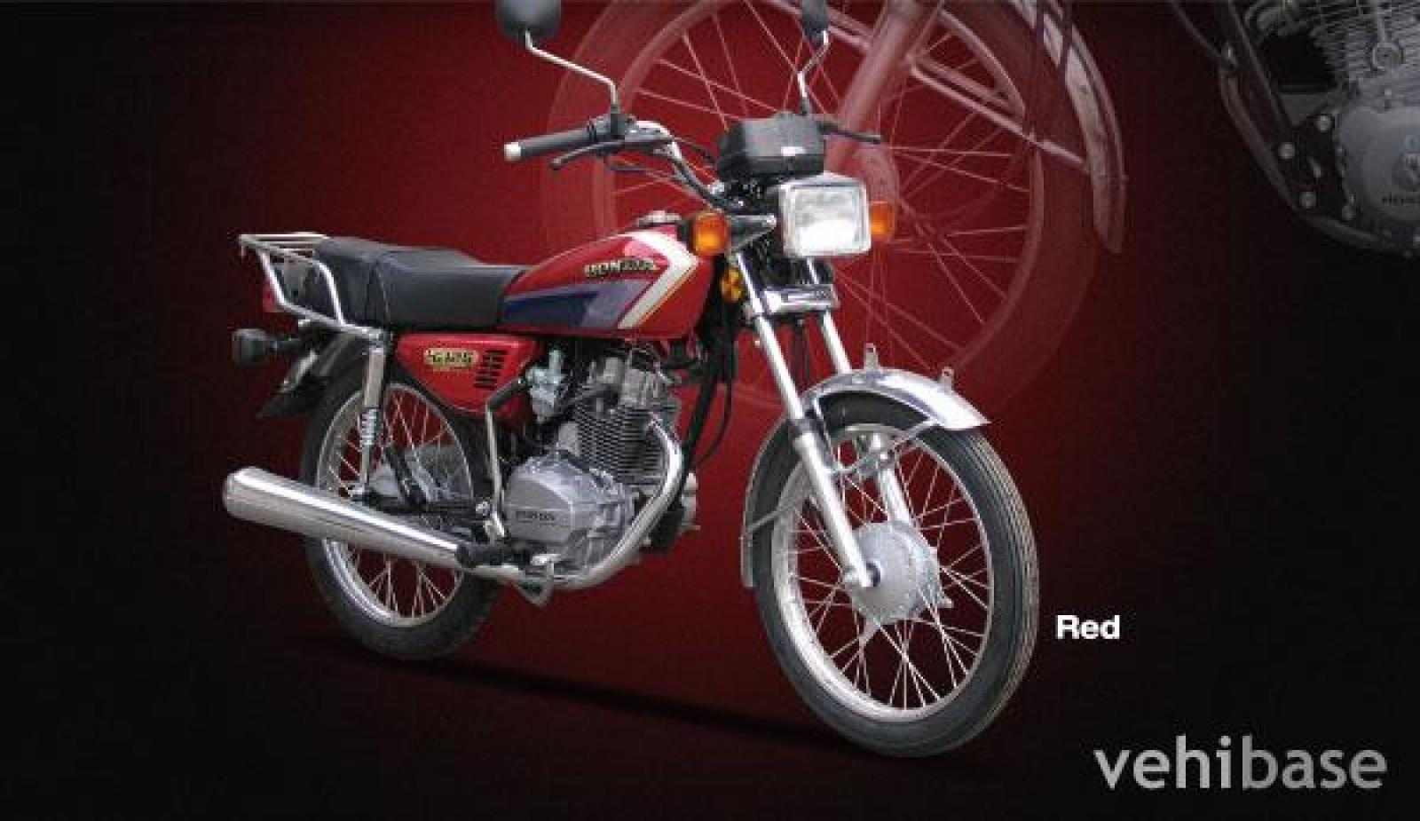 Atlas Honda CG 125 - Millenium Power 2000 images #93426