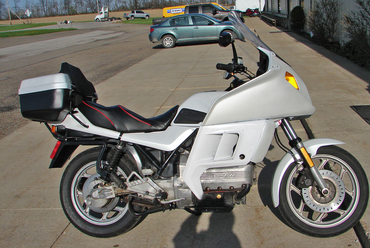BMW K100RT 1987 images #12225
