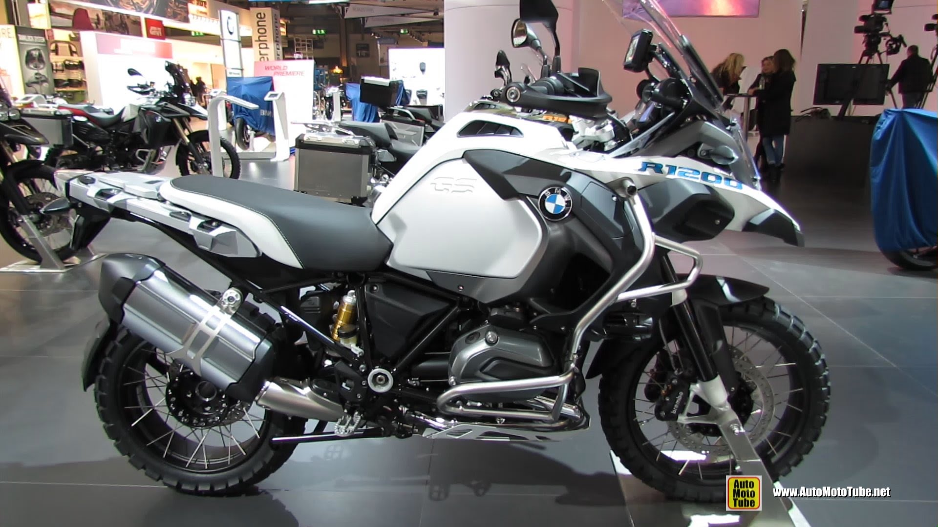 BMW R1200GS Adventure 2015 images #78344