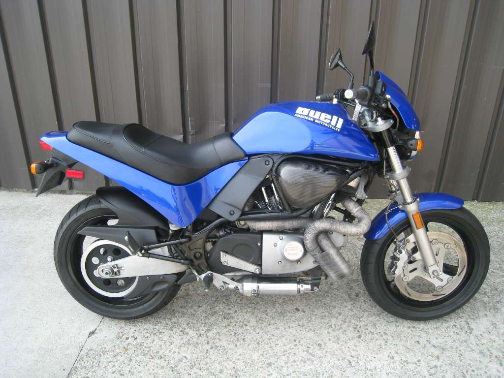 Buell M2 Cyclone 1999 images #153274