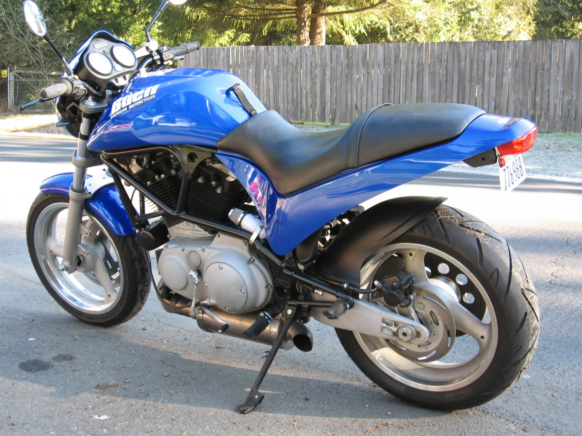 Buell M2 Cyclone 2002 images #66187