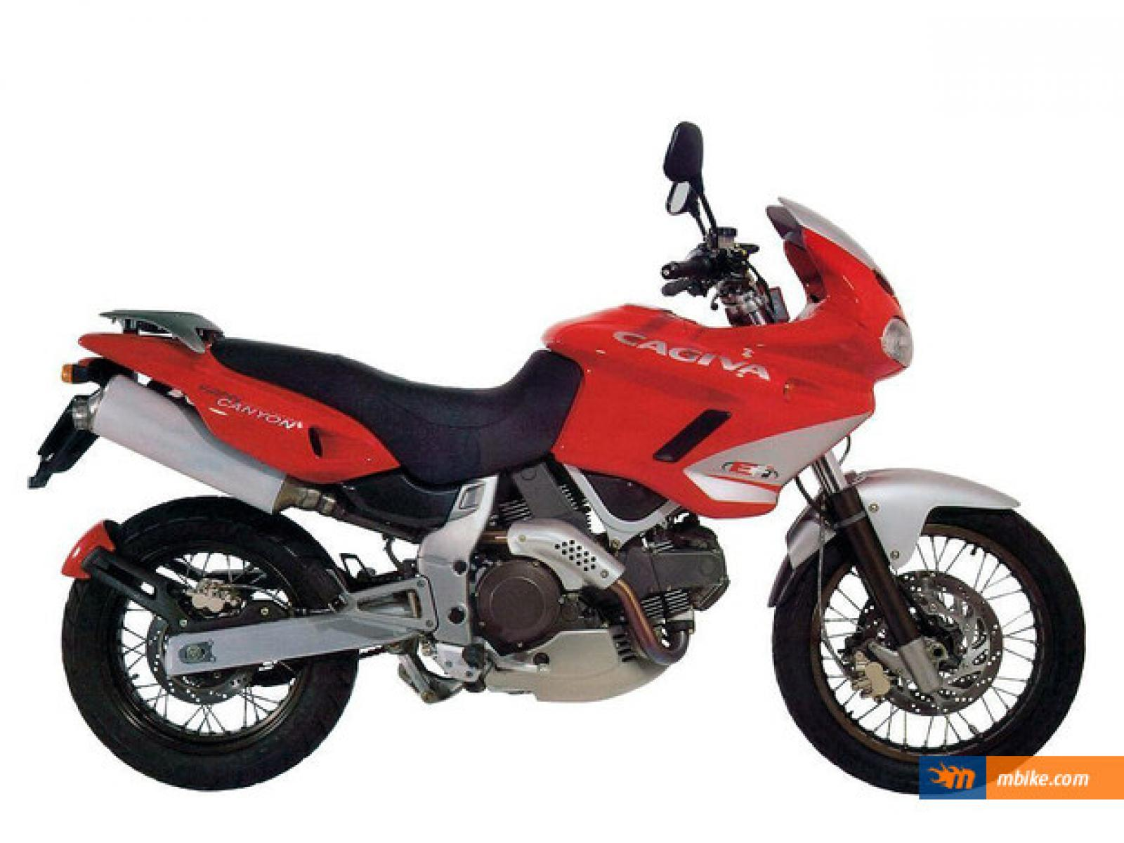 Cagiva Grand Canyon 1997 images #67279