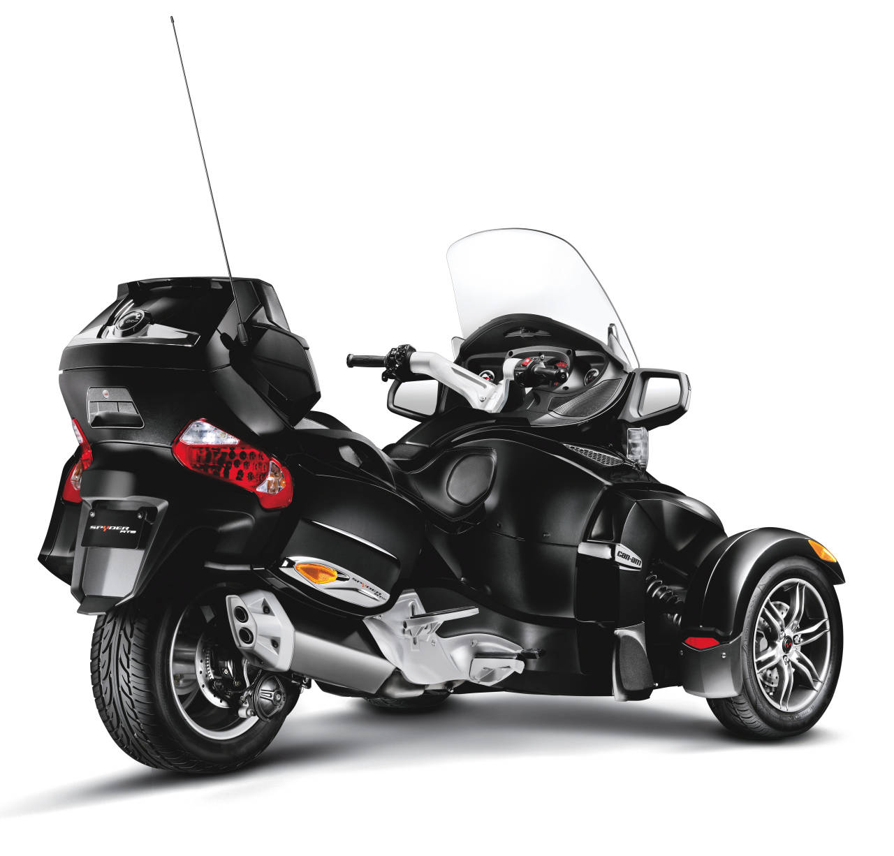 Can-Am Spyder RT-S 2014 images #172315
