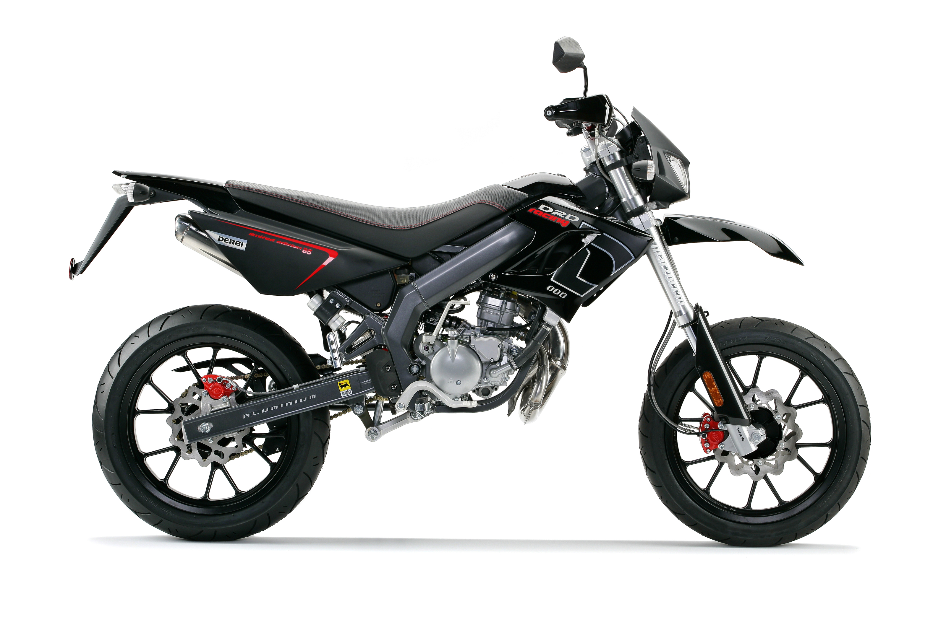 Derbi Senda DRD Evo 50 SM Limited Edition 2011 images #71219