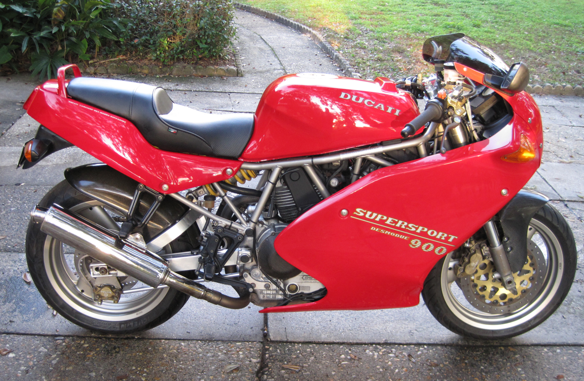 Ducati 900 SS 1994 images #78840
