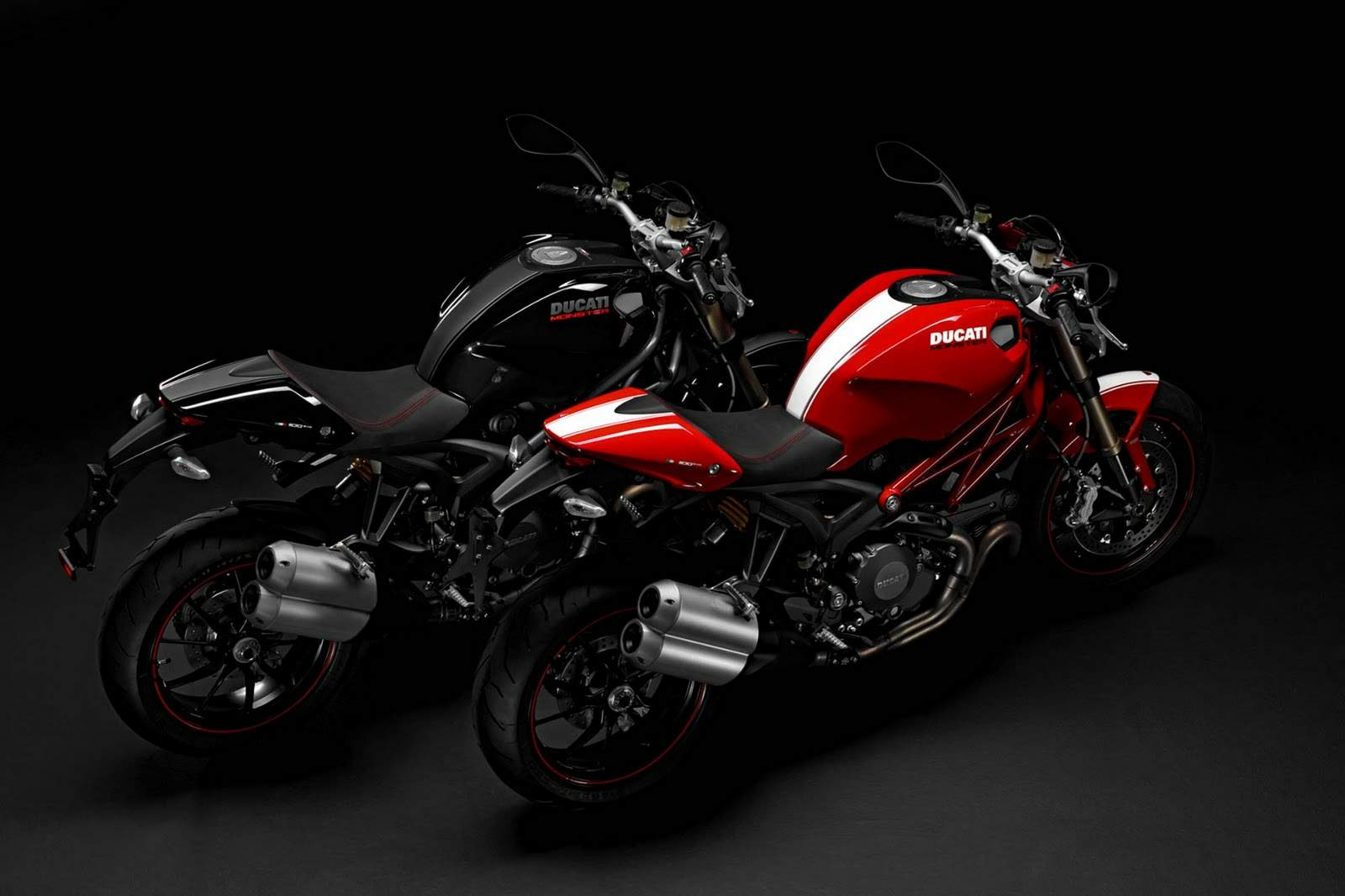 Ducati Monster 1100 EVO 2012 wallpapers #33458