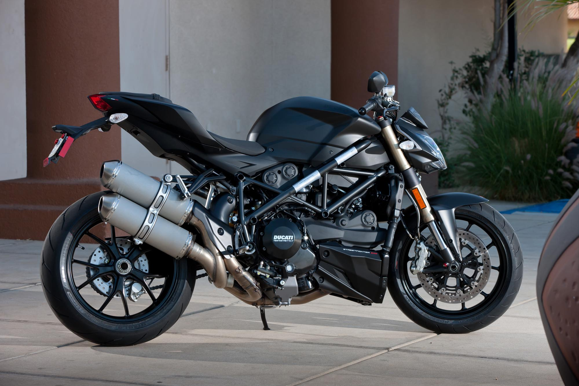 Ducati Streetfighter 848 2015 Wallpapers #13419 .