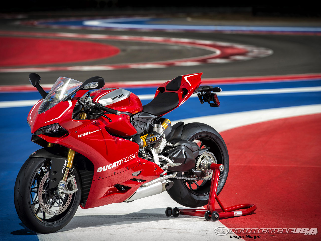 Ducati Superbike 1199 Panigale R 2014 wallpapers #150402