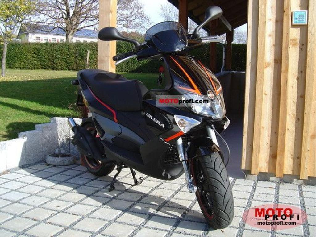Gilera Runner SP 50 2011 images #156146