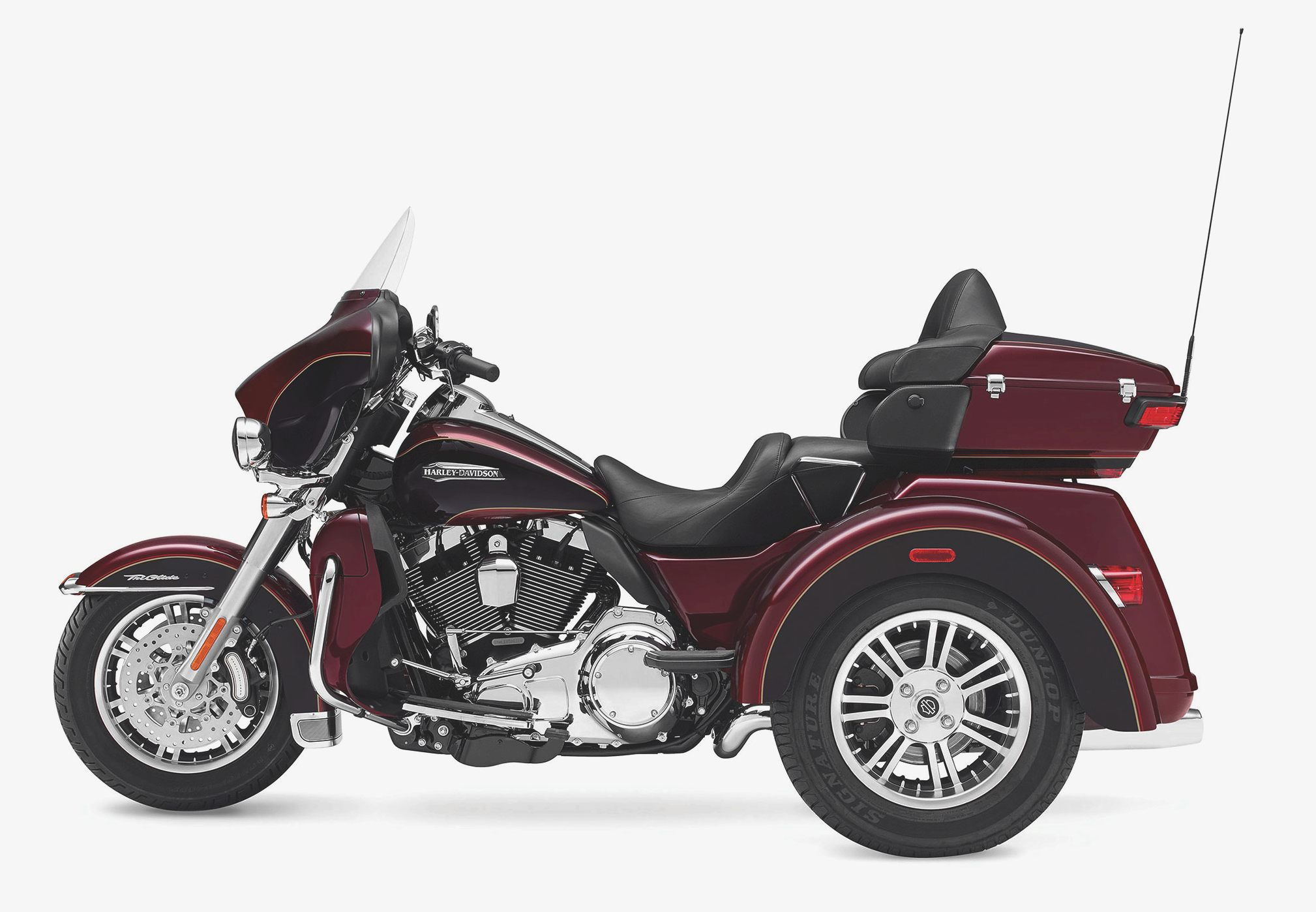Harley-Davidson FLHTCUTG Tri Glide Ultra Classic 2012 wallpapers #160315