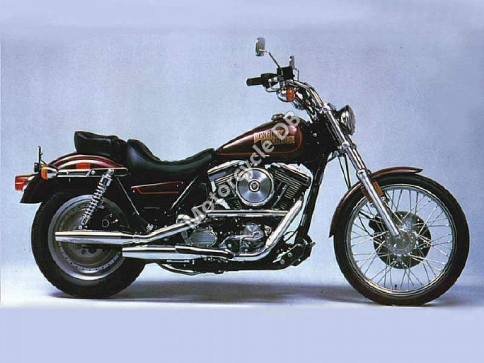 Harley-Davidson FXRS-SP Low Rider Sport 1988 pics #29102