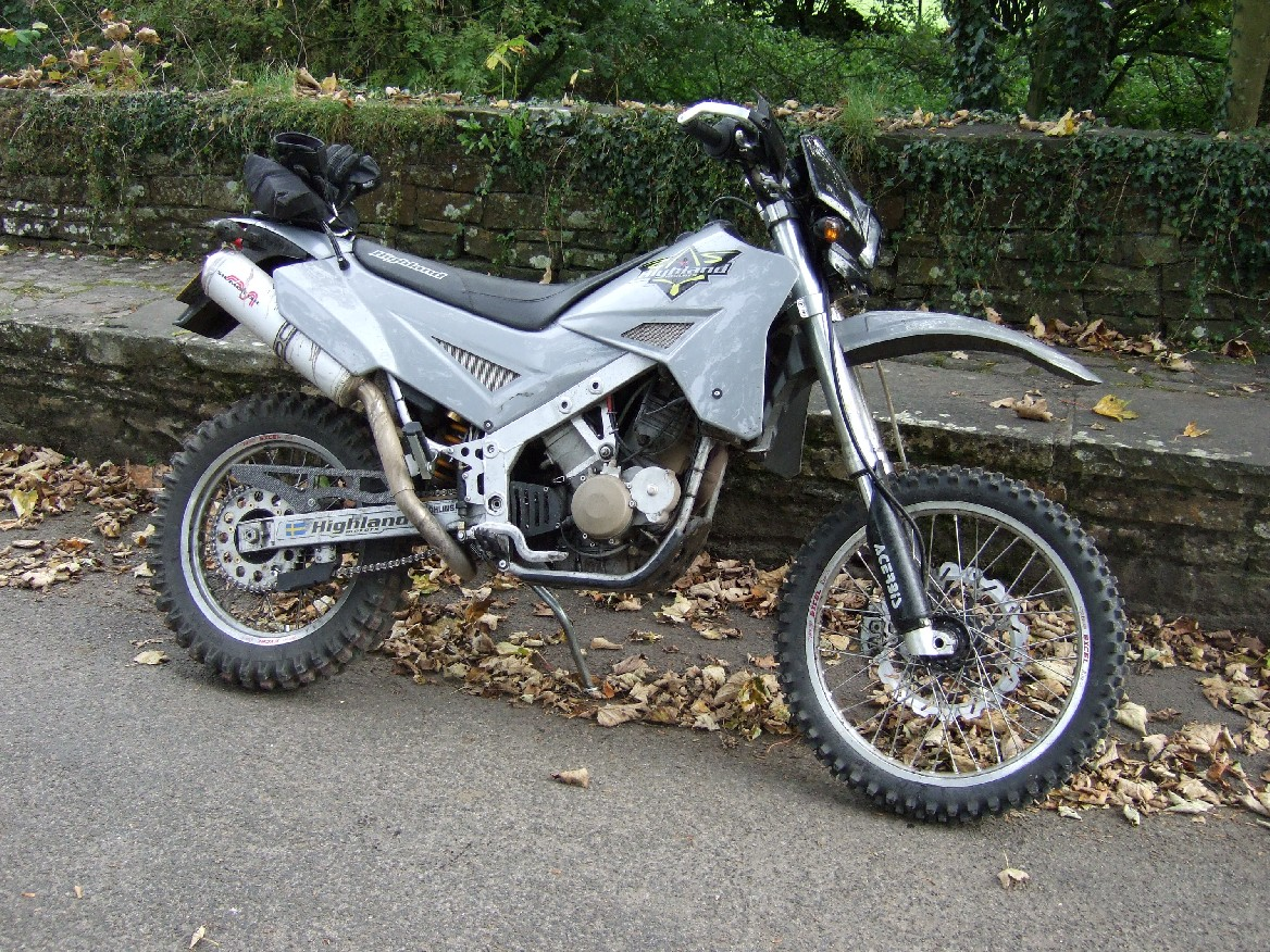 Highland 950 V2 Outback Supermoto 2003 images #74891