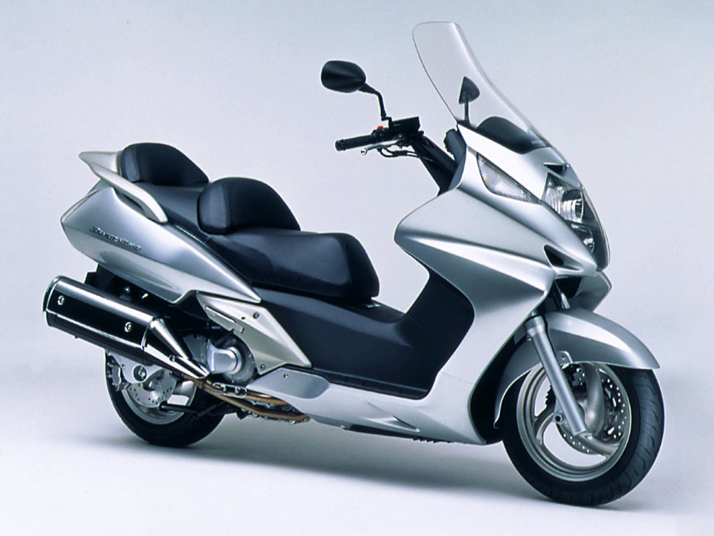 Honda Silver Wing 2007 images #83008