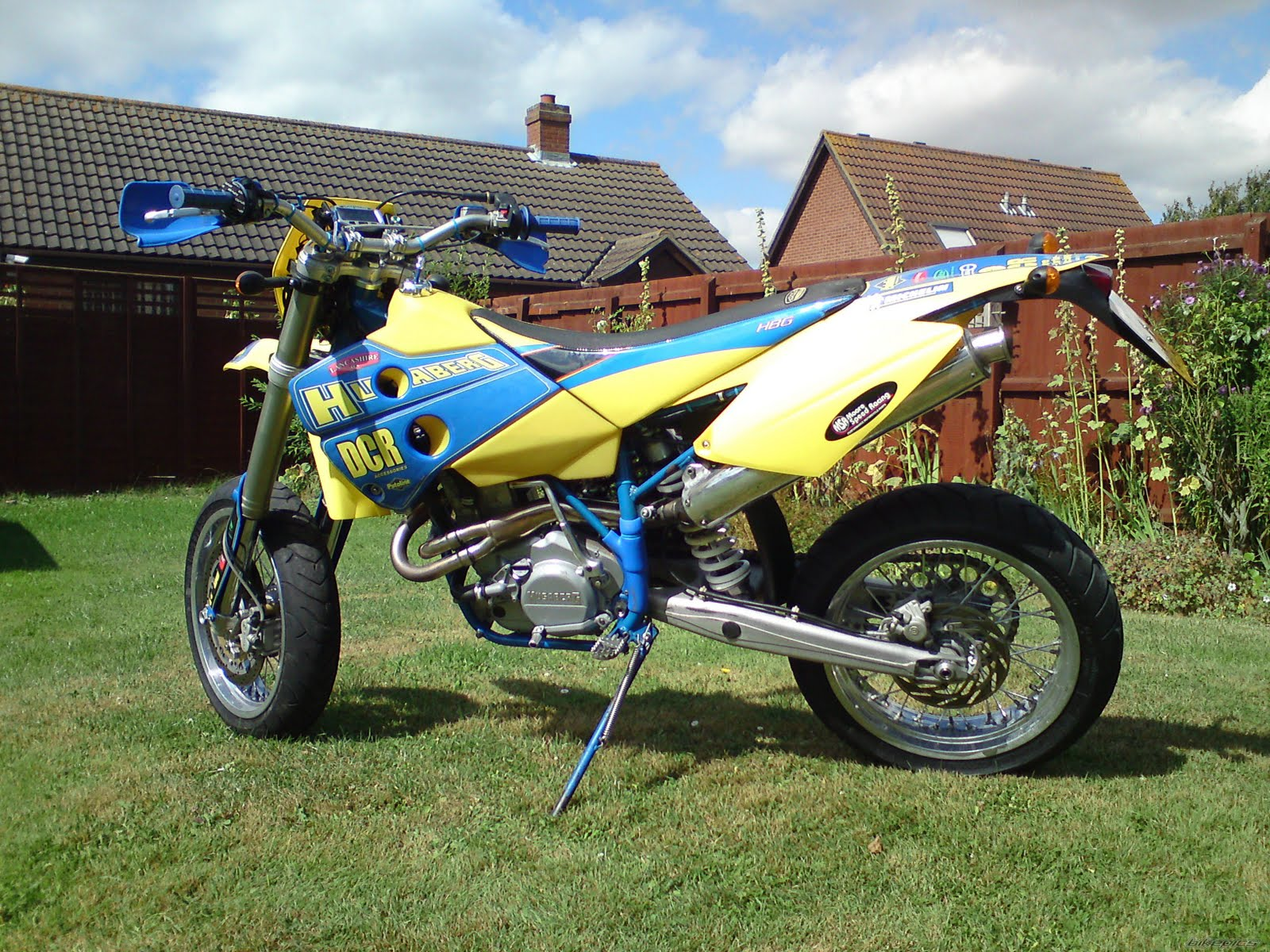 Husaberg FS 400 C 2002 wallpapers #137801