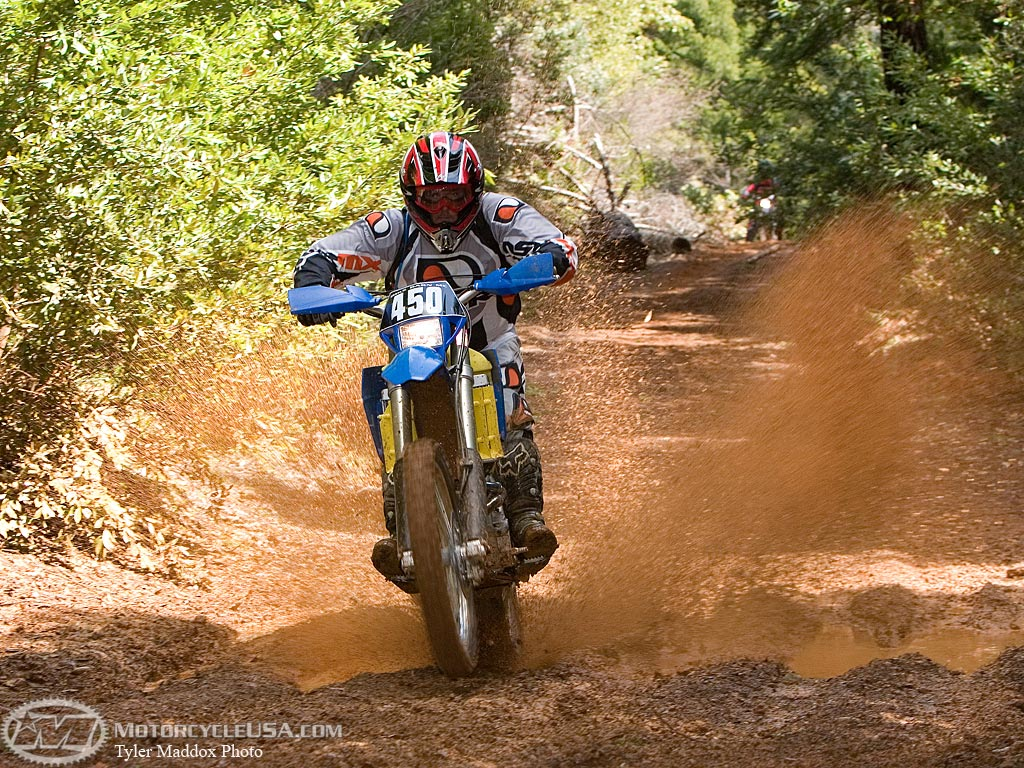 Husaberg FS 450 E 2006 wallpapers #144648