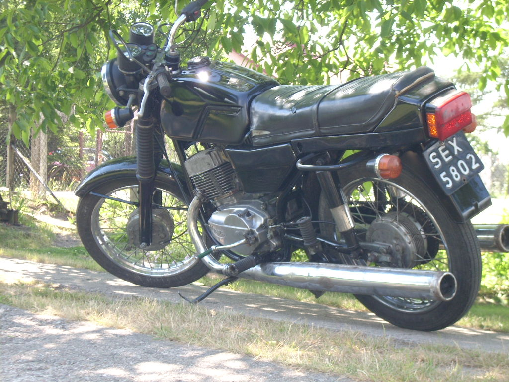 Jawa 350 De luxe 634.6 1982 images #99862