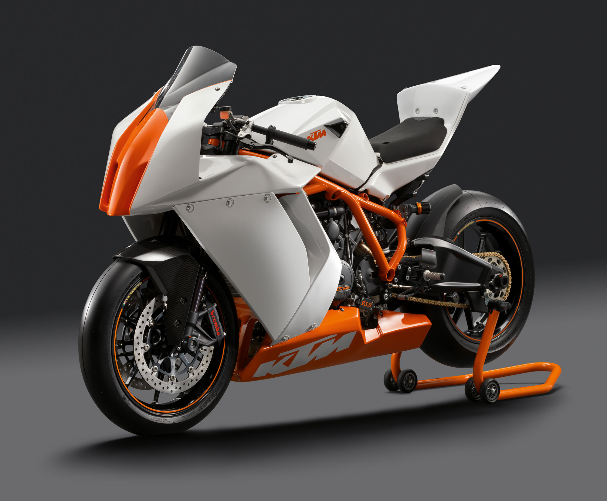 KTM 1190 RC8 R wallpapers #135424