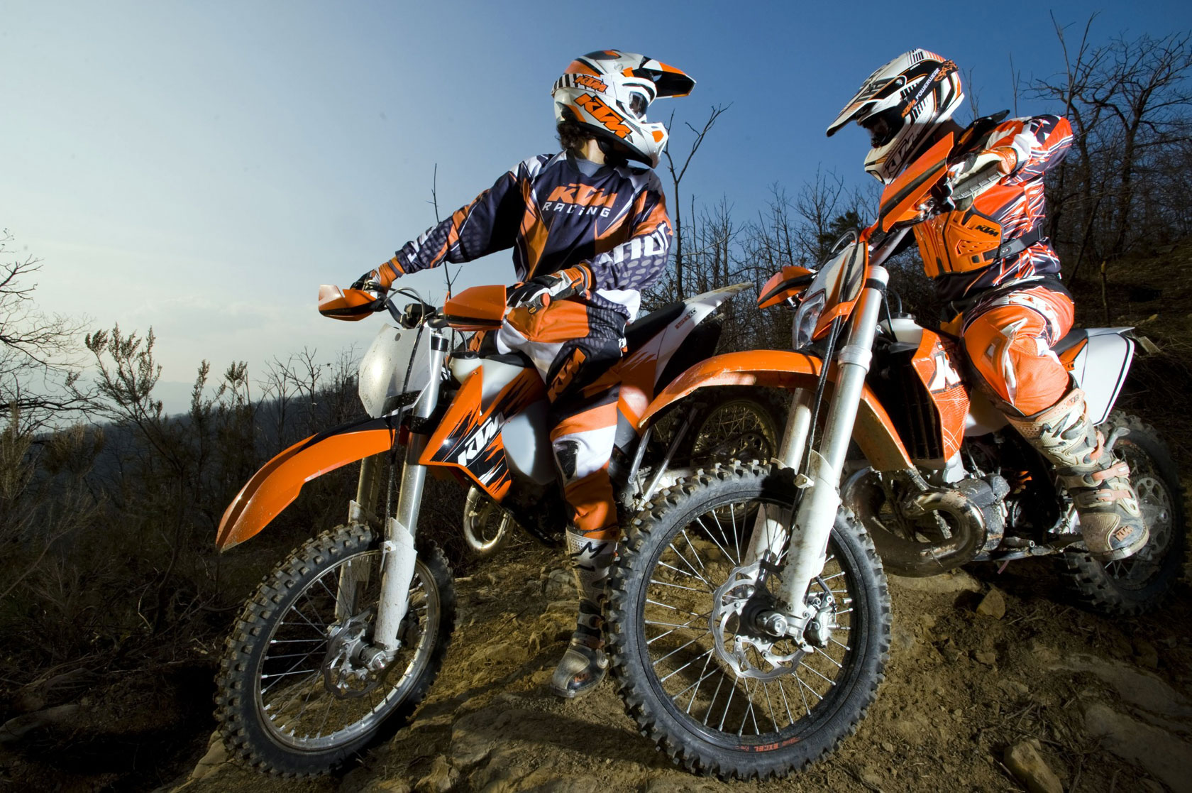 KTM 250 EXC-F SixDays 2011 wallpapers #161307