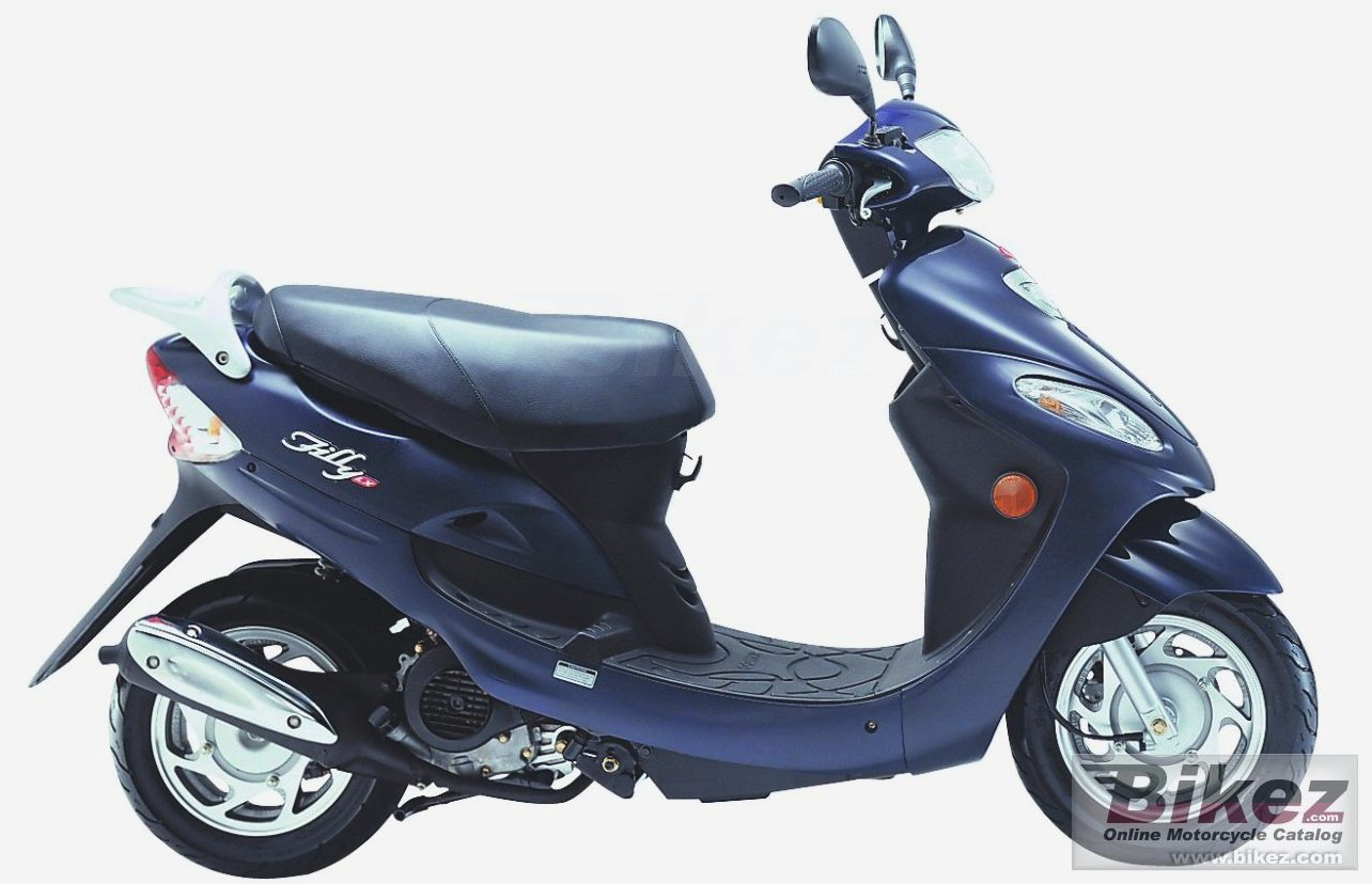 Kymco Filly LX 50 2004 images #101655